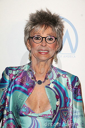 Rita Moreno Editorial Photography