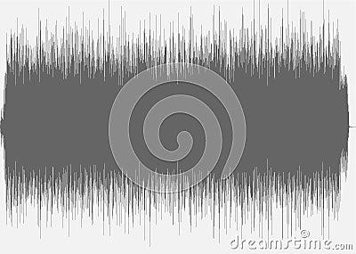 Ritmisch harmonisch labyrint in de minderjarige van D royalty-vrije muziek