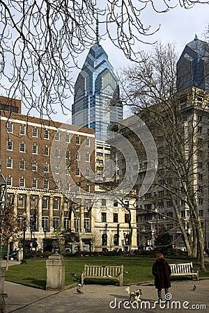 Free Rittenhouse Square Stock Photo - 1874880