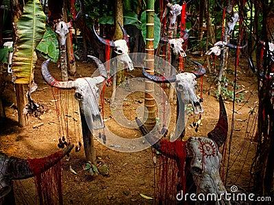 Ritual  place