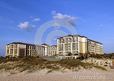 Ritz Carlton Editorial Stock Photo