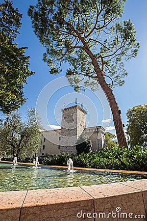 Free Riva Del Garda Stock Images - 61576334