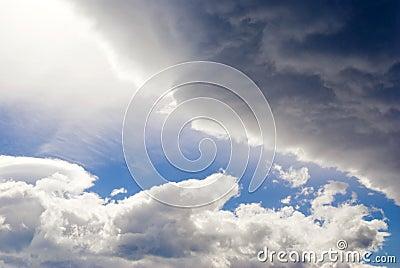 Riven heavens
