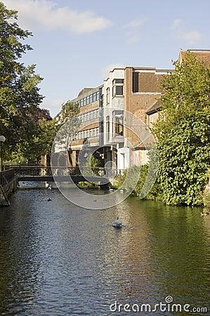 River Avon, Salisbury City Centre
