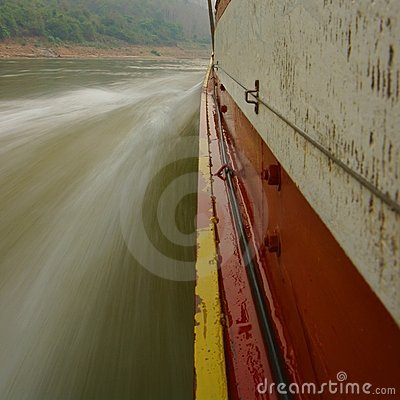 River Boat Speed