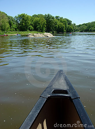 River Canoe Ride