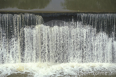 River cascade, VA