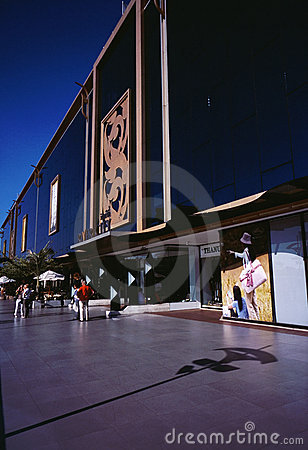 River City Shopping Complex Editorial Photography
