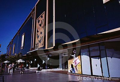River City Shopping Complex Editorial Image