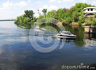 River Dniepr