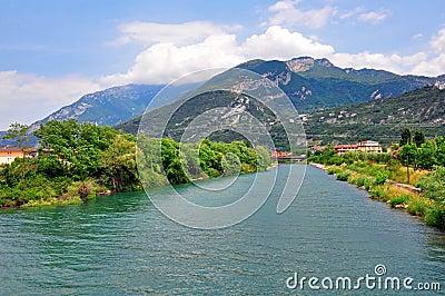 River of Garda