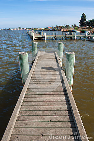 River Jetty