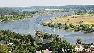 River loops