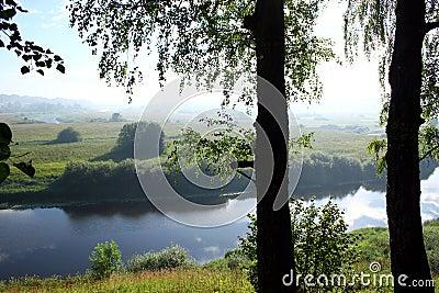 River (Manor Trigorskoe)