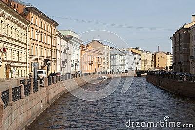 River Mojka