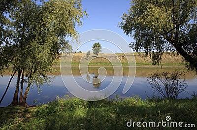 River Om.