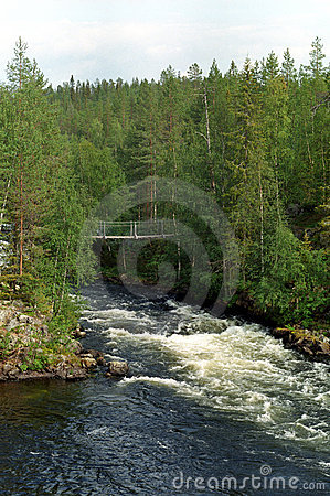 River on Oulanka