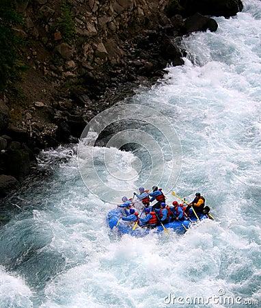 Free River Rafting Stock Photo - 419110
