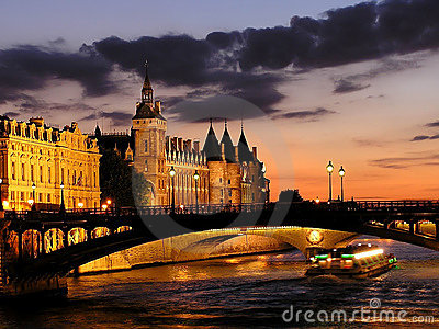 River Seine at Paris