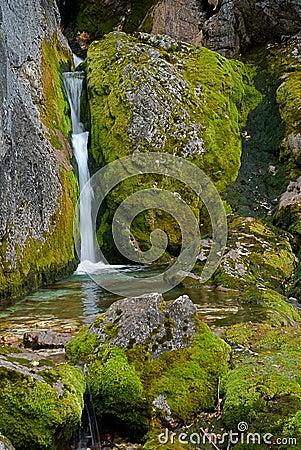 River Soca, Slovenia