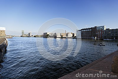 River Spree View from Oberbaumbr?cke
