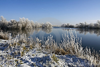 River Suir in Winter