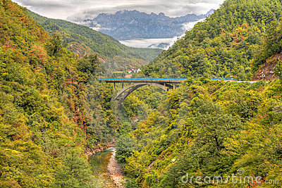 ... of the world deepest Canyons and UNESCO World Heritage, Montenegro