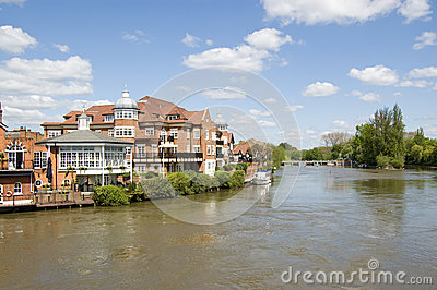 River Thames at Eton, Berkshire