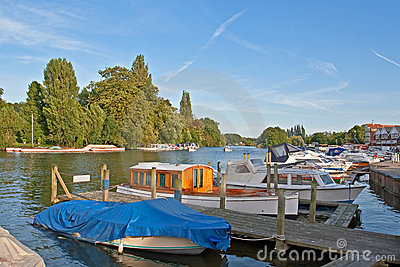 River Thames at Henley