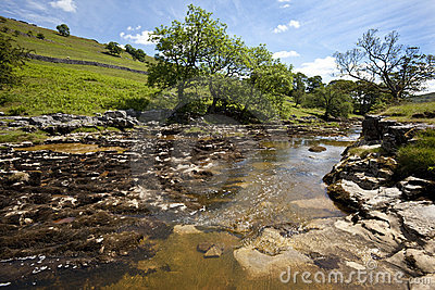 River Wharfe - Yorkshire Dales - England