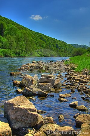 The River Wye - Wye Valley - England/Wales