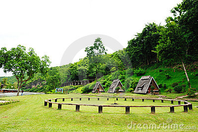 Riverkwai Cabin Tropical Resort in Kanchanaburi