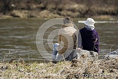 Riverside conversations
