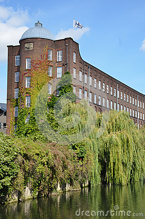 Riverside Mill in Norwich