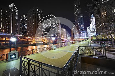 Riverwalk Chicago