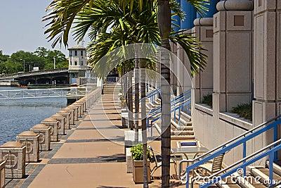 Riverwalk,Tampa Convention Center