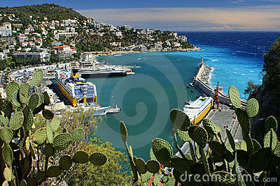 Riviera harbor