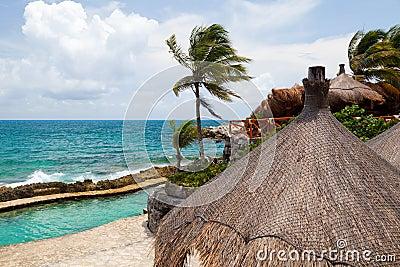 Riviera Maya View, Mexico