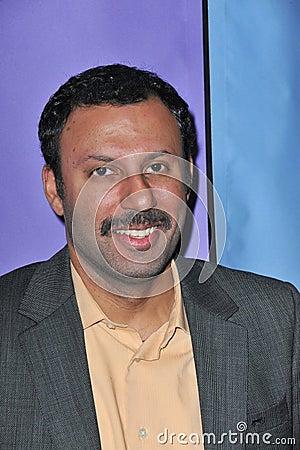 Rizwan Manji Editorial Stock Photo