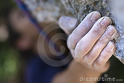 Ręka arywista s