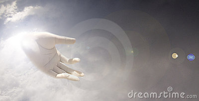 Ręka boga