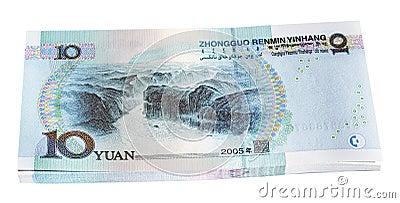 RMB 10 yuan