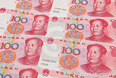 RMB bank notes
