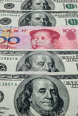 RMB and USD