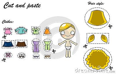 Rżnięta lali sukni pasta