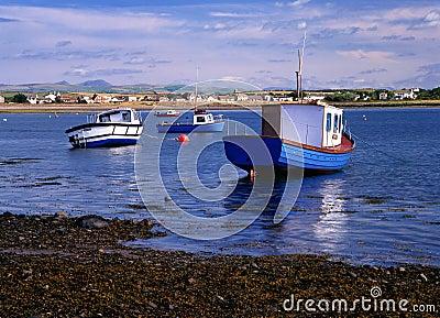 Roa island, Cumbria, England