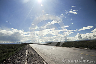 On The Road Royalty Free Stock Photos - Image: 26167248