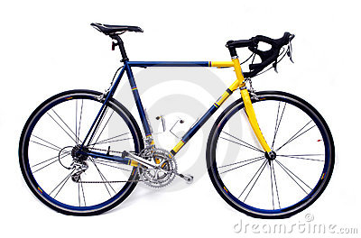 Road Bike Royalty Free Stock Images - Image: 623959