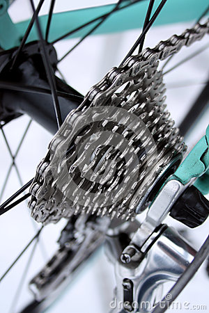 Road bike gears