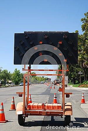 Road Construction Merge